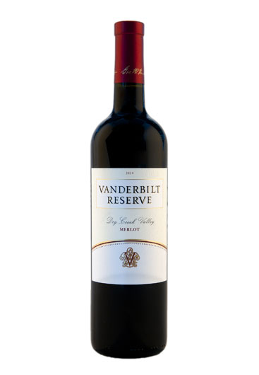 Vanderbilt Reserve Merlot Dry Creek Valley 2014