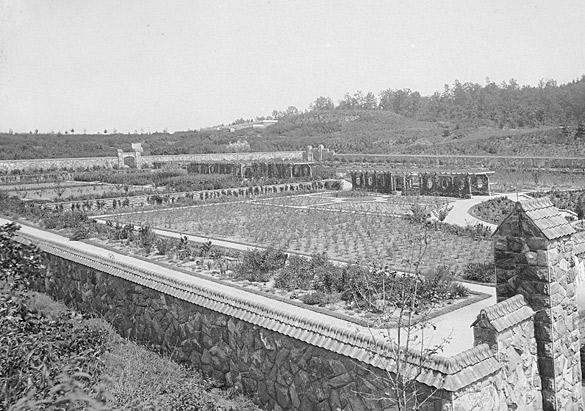 The Walled Garden, 1895