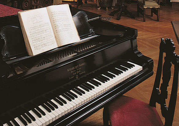 Music strikes a chord at Biltmore | Biltmore