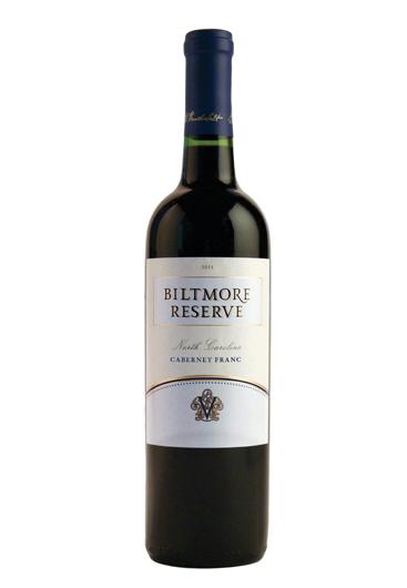 Biltmore&reg Reserve Cabernet Franc North Carolina 2015