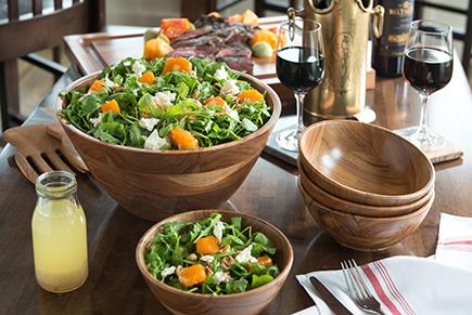 Arugula and Feta Salad