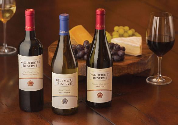 Biltmore Wine and Cheese
