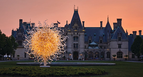 Image result for chihuly at biltmore