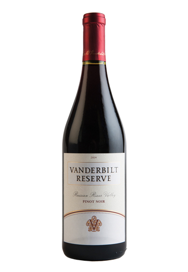 Vanderbilt Reserve Pinot Noir Russian River Valley 2014