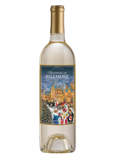Christmas at Biltmore® White Wine 2017 | Biltmore