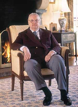 Mr. Cecil portrait