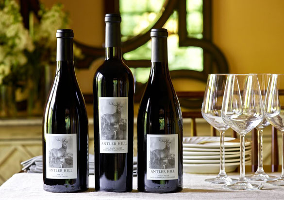 Antler Hill wines suitable for aging