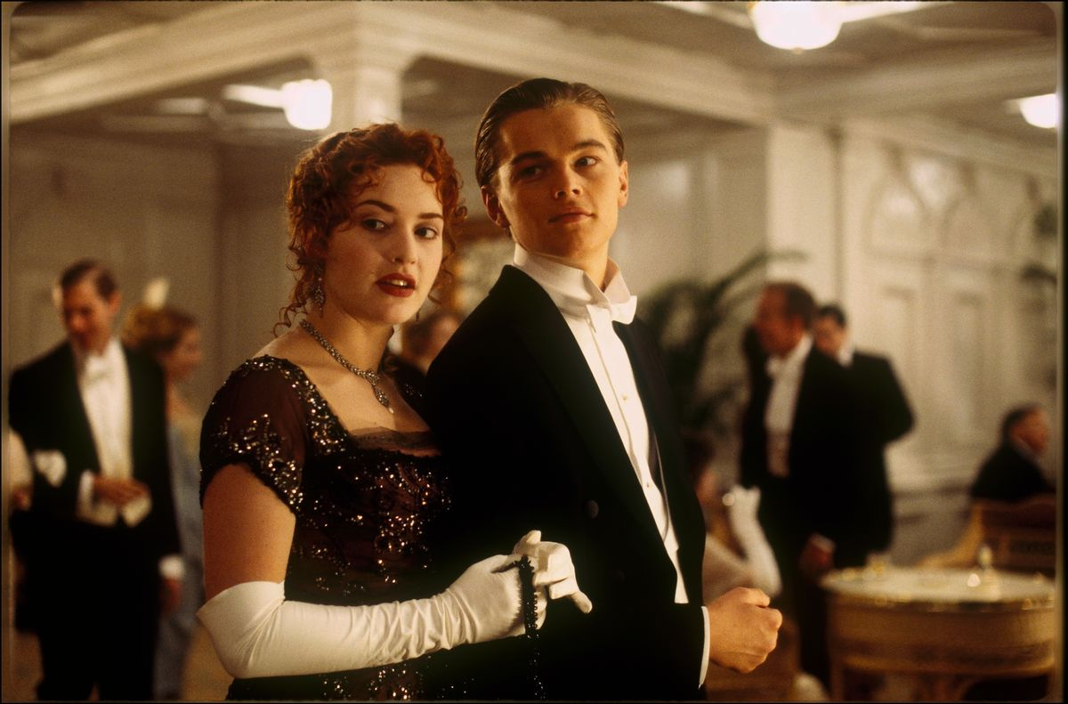 Image result for titanic movie oscars