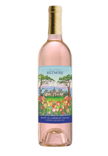 Biltmore® Limited Release Rosé of Cabernet Franc North Carolina 2017