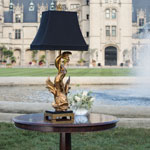Wildwood Lamp & Accent Imperial Dragon Lamp