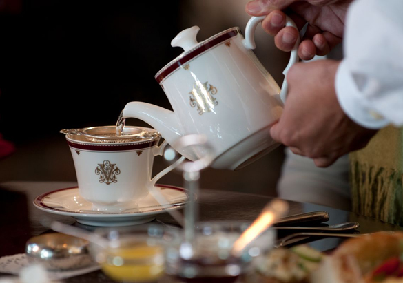 Tea at The Inn