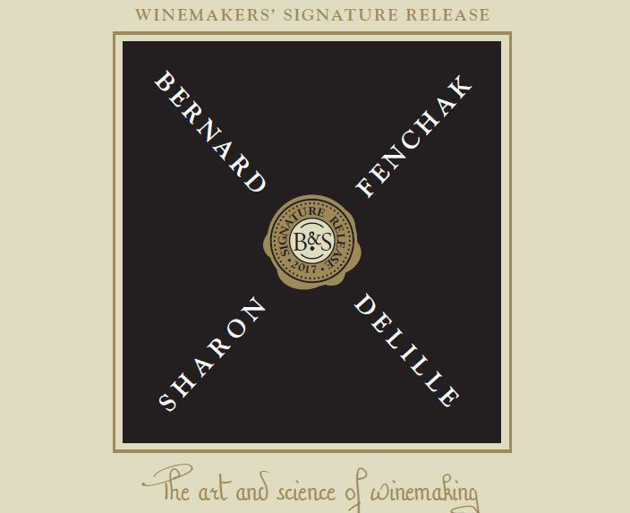 Winemakers' Signature Release North Carolina Chardonnay 2017 label
