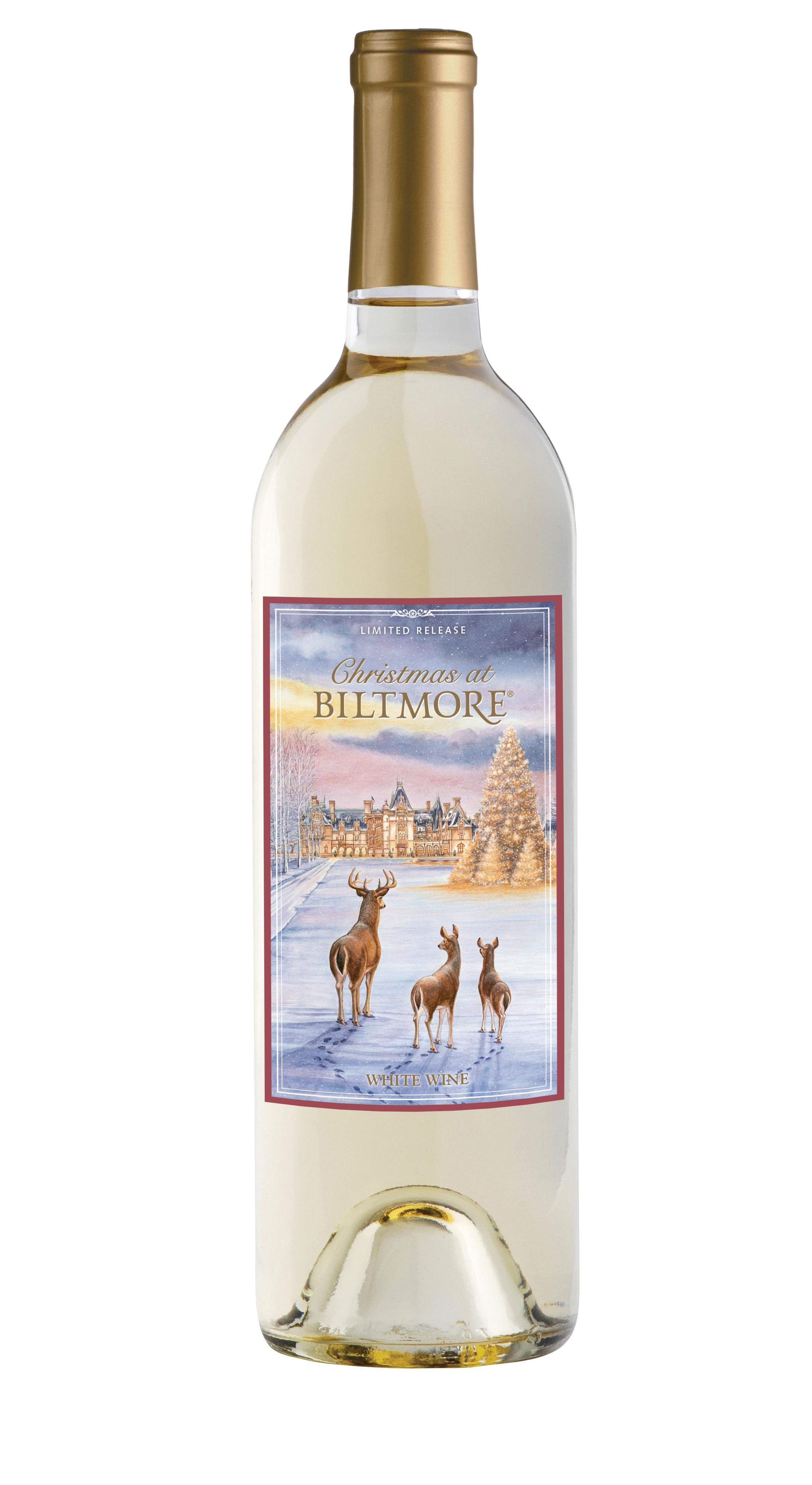Christmas at Biltmore® White Wine 2018