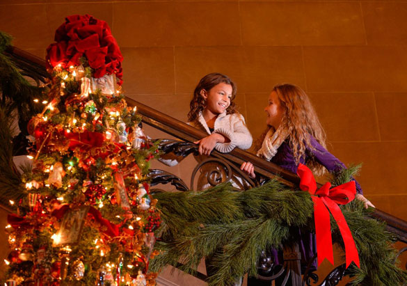 Every year, our talented Floral team creates holiday magic, transforming  Biltmore House into a Christmas wonderland filled with decorated trees,  ornaments, ... - Christmas At Biltmore 2018: By The Numbers Biltmore