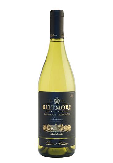 Biltmore Estate Limited Release Roussanne-Marsanne