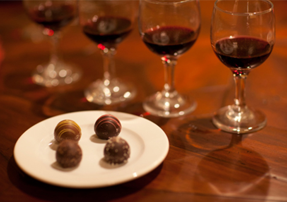 Biltmore Red Wine & Chocolate Tasting