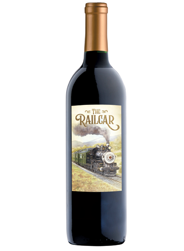 The Railcar Red Wine