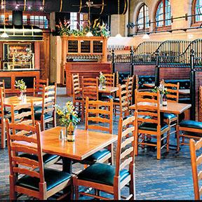 Restaurant Recommender | Biltmore