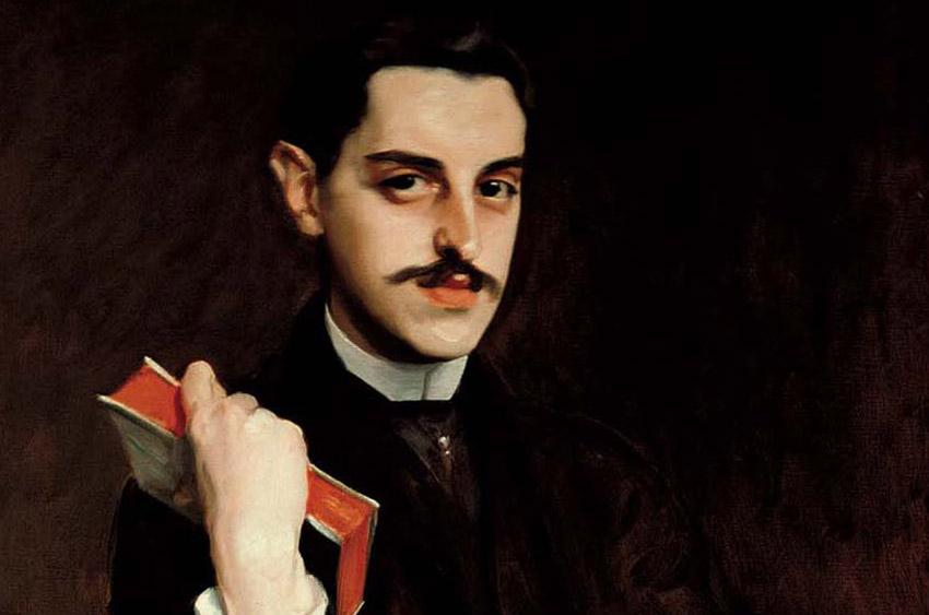 Painting of George Vanderbilt
