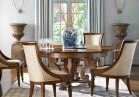 Entertain in style with the Private Reserve Dining Table adding an air of intimate welcome to your home.