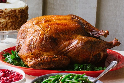 George Vanderbilt's Favorite Turkey and Cornbread Dressing