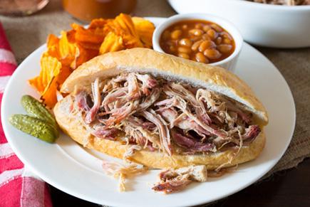 Carolina Style Pulled Pork