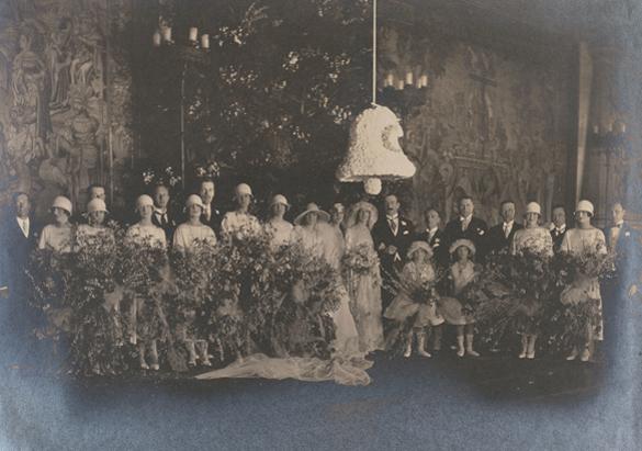 Cornelia Vanderbilt's Wedding: It's All in the Details