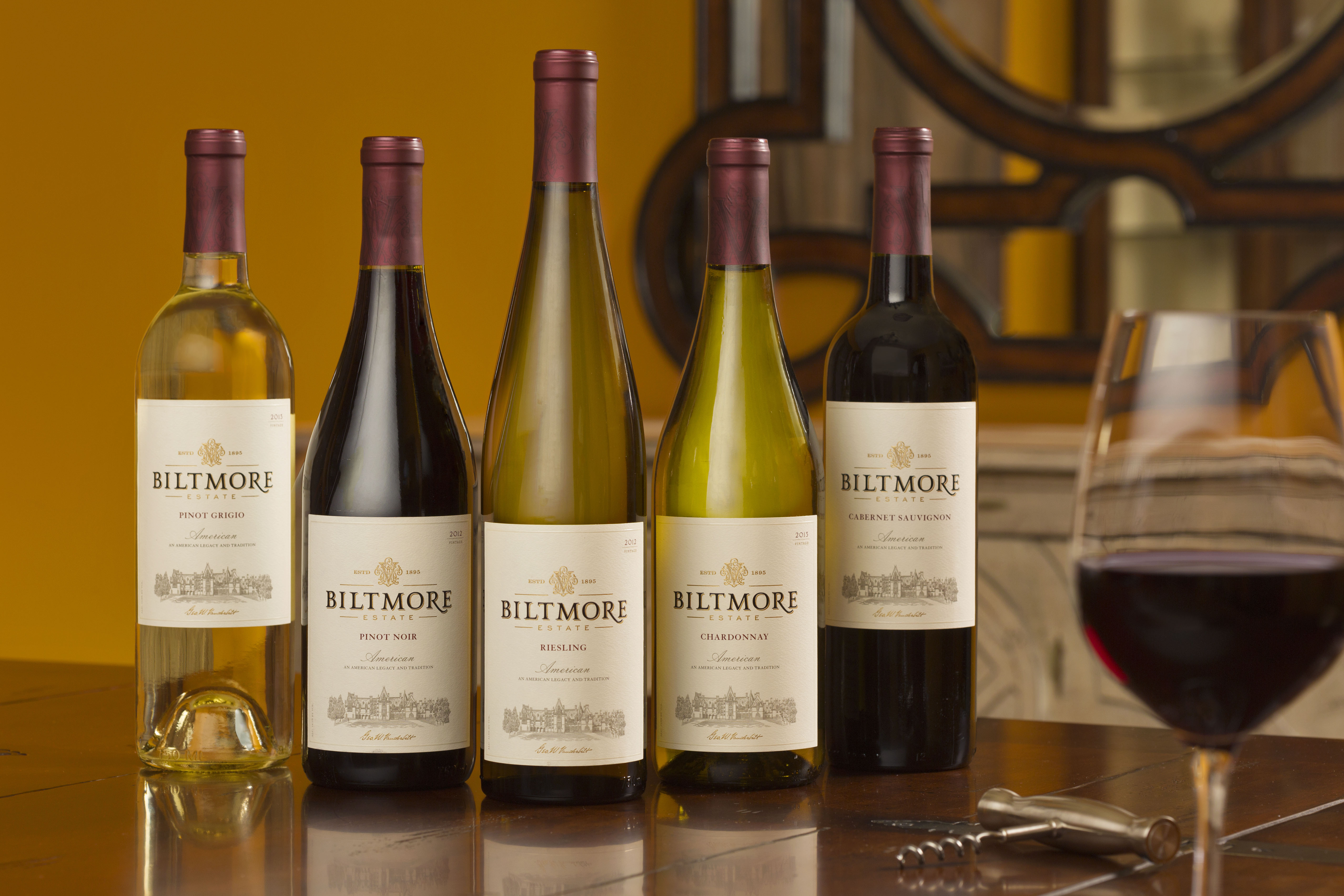 Our American Series wine labels are inspired by our past | Biltmore