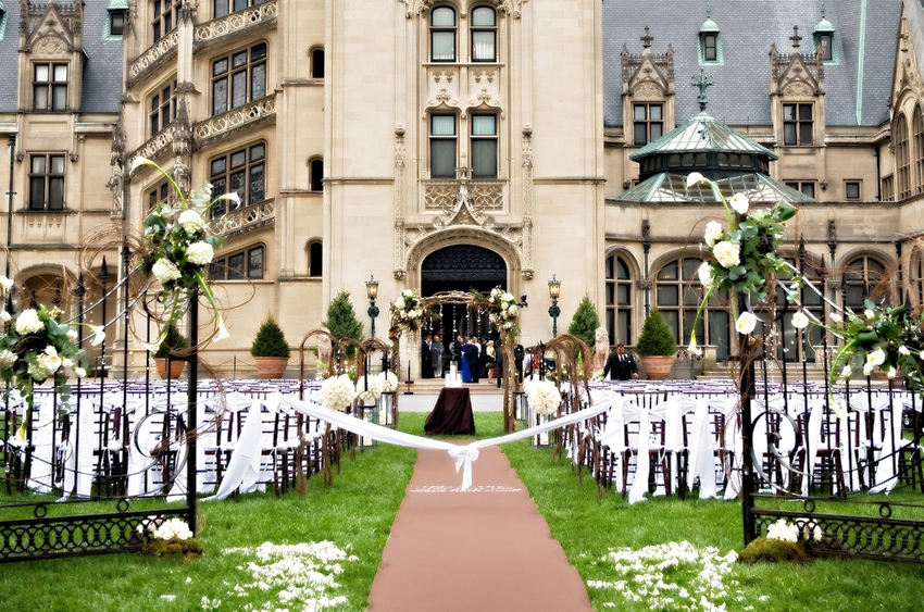 Weddings at biltmore biltmore for Wedding venues in asheville nc