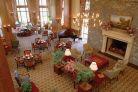 Inn lounge