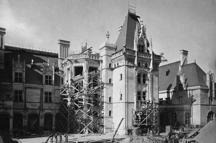 Biltmore construction