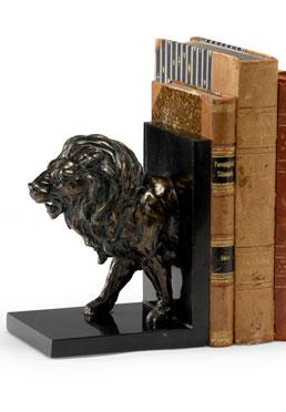 Lioncrest Bookends