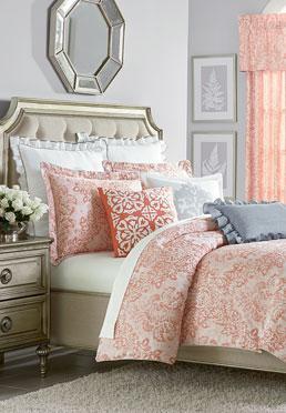 Terracotta Comforter Set