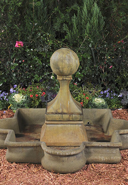 Observatory Finial Fountain
