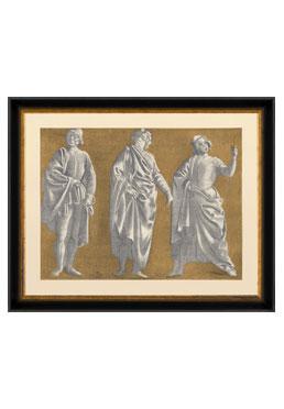 Antiquities - Three Scholars