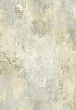 Limestone Wallcovering - <br /> Silver & Gold
