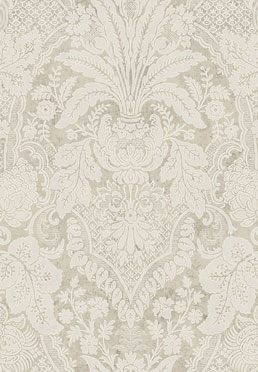 Aubusson Wallcovering - <br />  Taupe