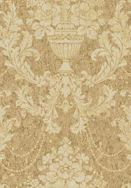 Amphora Wallcovering - Gold