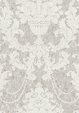 Amphora Wallcovering - Taupe