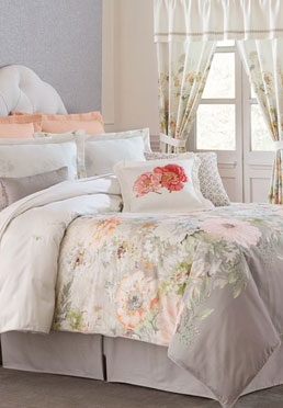 Bouquet Comforter Collection
