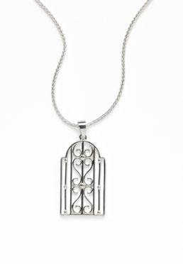 Transom Necklace