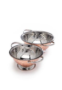 Copper Colanders