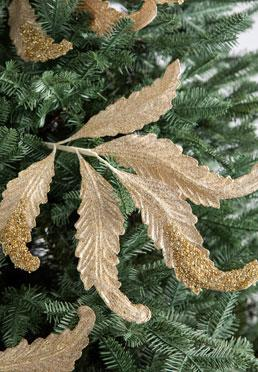 Gilded Gold Acanthus Picks