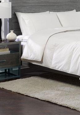 Medium Warmth Down Comforter