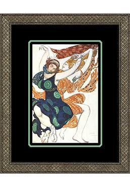 Plate No. 36. Narcisse ballet