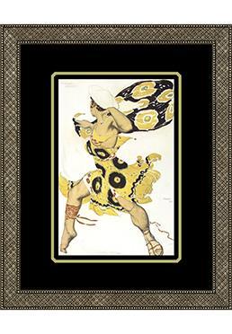 Plate No. 37. Narcisse ballet