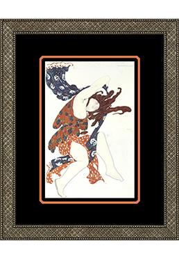 Plate No. 38. Narcisse ballet