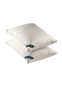 400 Thread Count Down Alternative Firm Support Pillow