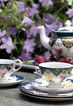 Vanderbilt Tea Set