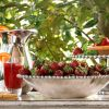 Beaded Serveware Collection
